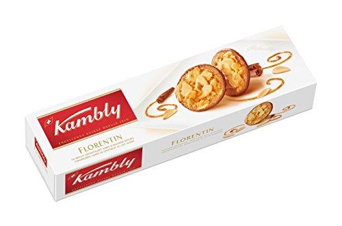 Kambly Galletas Suizas Florentín - 100 gr
