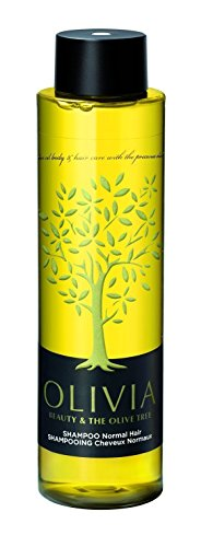 Olivia Olive Beauty :Natural Shine Shampoo with Organic Olive Fruit & Leaf extracts, from Greece, 10.1 oz. by Olivia Olive Beauty Products