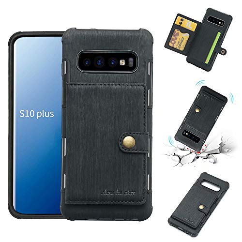 galaxy s10 plus shockproof wallet case photo frame