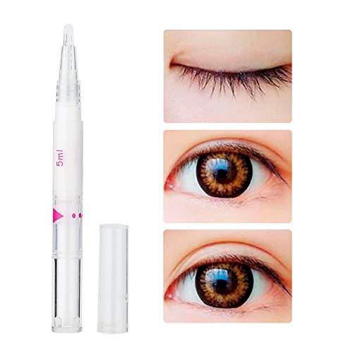 Doppelte Augenlid Creme, Double Eyelid Styling Cream Double eyelid glue Doppel Augenlid Makeup Creme unsichtbaren Doppel Augenlidern natürlicher wasserdichter Doppellidkleber
