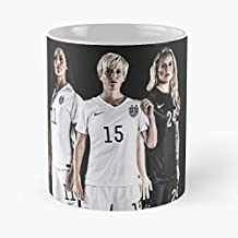Uswnt 2015 Throwback Poster Classic Mug - The Funny Coffee Mugs For Halloween, Holiday, Christmas Party Decoration 11 Ounce White Cettire.