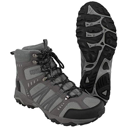 Fox Outdoor Trekking-Schuh, Grau, Mountain High - 43