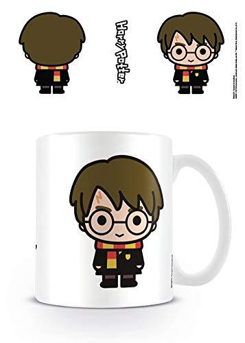 Harry Potter - Taza Chibi Harry Potter, 320ml