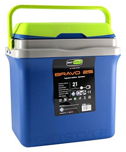 Giostyle Bravo Frigo Elettrico, Blu