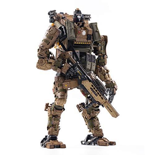DSXX Mech Figur, 32CM Mech Model Kit Soldaten Spielzeug Figuren Modell - Angriff Mech