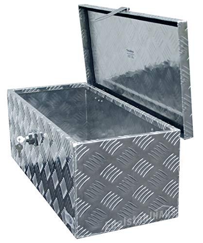 Truckbox D050 Werkzeugkasten, Deichselbox, Transportbox, Alubox, Alukoffer - 4