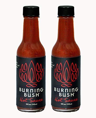 burning bush hot sauce - 4