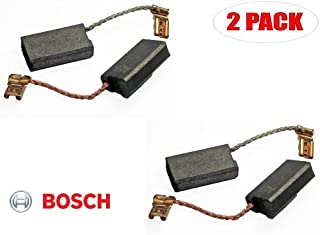 Bosch 11240 Hammer Replacement Carbon Brush Set of 2 # 1617014138 (2 PACK)