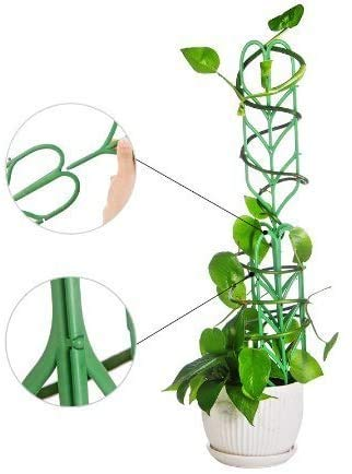 3 x Garden Plant Support Plant Support Support Support for Potted Plants Climbing DIY Garden