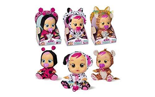 IMC Toys Cry Babies - la Bambola Che Piange - soggetti Assortiti