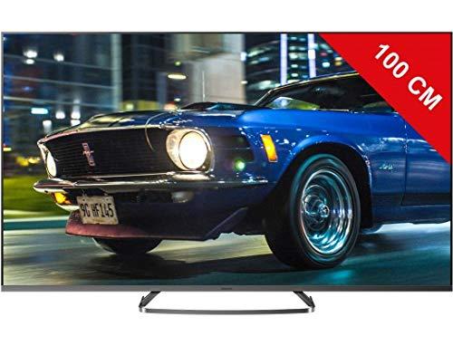 "Panasonic TX-40HX830E TV 101,6 cm (40"") 4K Ultra HD Smart TV Wi-Fi Grigio"