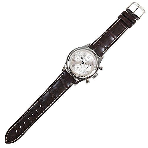 LONGINES ロンジン 腕時計 L2.745.4.73.2 ヘリテージ 1951 クロノグラフ 自動巻き メンズ 腕時計 [並行輸入品]