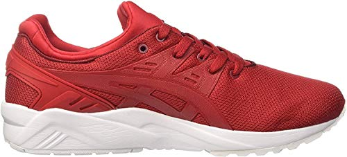 ASICS Herren Gel-Kayano Trainer Evo Turnschuhe, Rot (True Red/True Red), 45 EU
