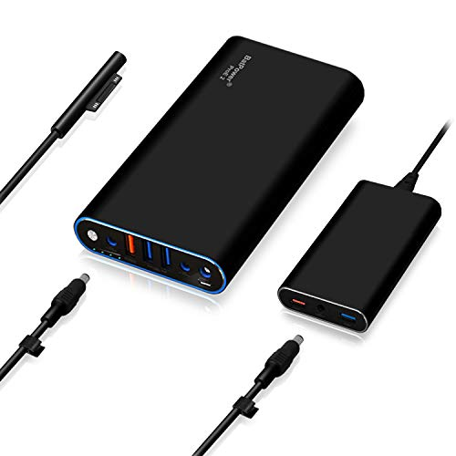 BatPower ProE 2 External Battery Portable Charger Power Bank for Microsoft Surface