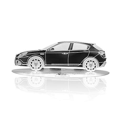4R Quattroerre.it 11202 - Maqueta grabada para Coche Alfa Romeo Giulietta de Acero Inoxidable