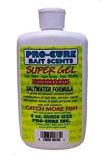 Pro-Cure Saltwater Formula Super Gel, 8 Ounce