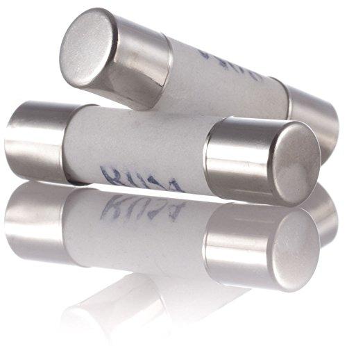 HIFI Lab Audio fusibile ceramica High End 4a 250V fusibile ceramico 5X 20mm tubo del fusibile HIFI di sicurezza 2X