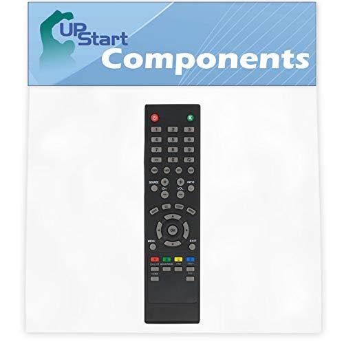 Télécommande de Rechange pour téléviseur Seiki 84504503B01 Fonctionne avec téléviseur Seiki SE20HY