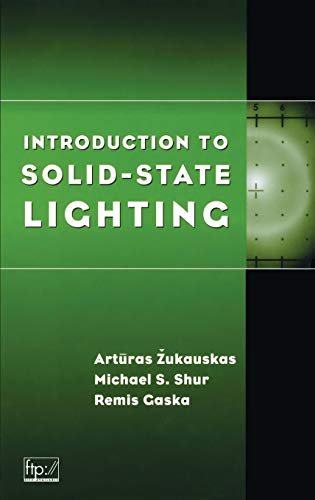 Introduction to Solid State Lighting