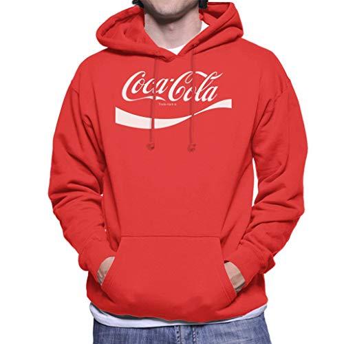 Coca-Cola 1941 Logo Men's Hooded Sweatshirt