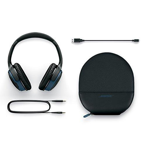 Bose SoundLink II Casque Circum-aural sans Fil - Noir
