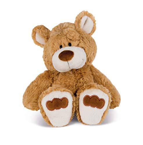 NICI 43333 Kuscheltier großer Bären-Bruder, 25 cm, Hellbraun