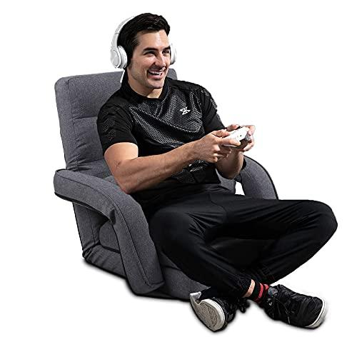 Floguor Adjustable Floor Gaming Lounge