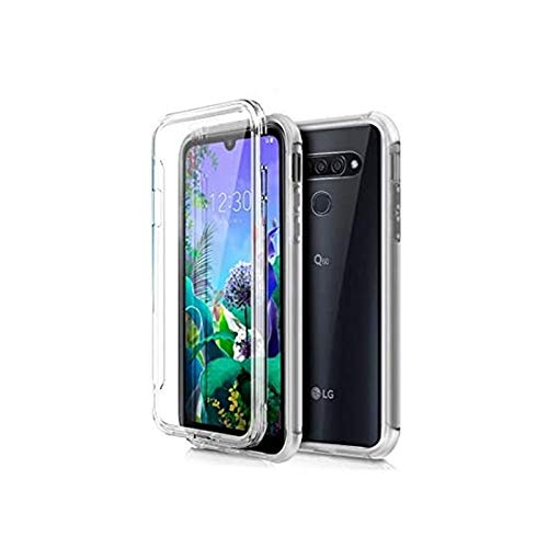 Mb Accesorios LG K41S/K51S Funda DE Silicona Delantera + Tra