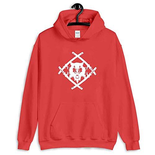 Xavier Wulf Logo T-Shirt - Youth Shirt - Kid Shirt - Men Shirt - Woman Shirt - T Shirt Gift - Happy Birthday Gift - Long Sleeve T-Shirt - Hoodie - Crewneck Sweatshirt Black