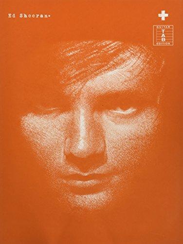 Ed Sheeran: + (TAB Book): Songbook für Gitarre