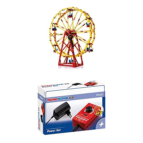 Fischertechnik Super Fun Park + Power Set
