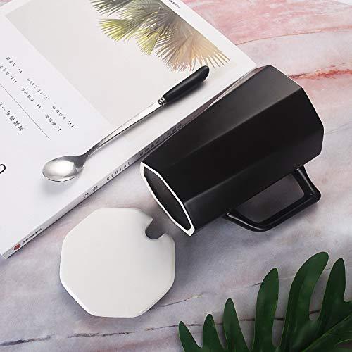 Taza de cerámica taza de leche taza taza de agua taza de agua 300-400ML F