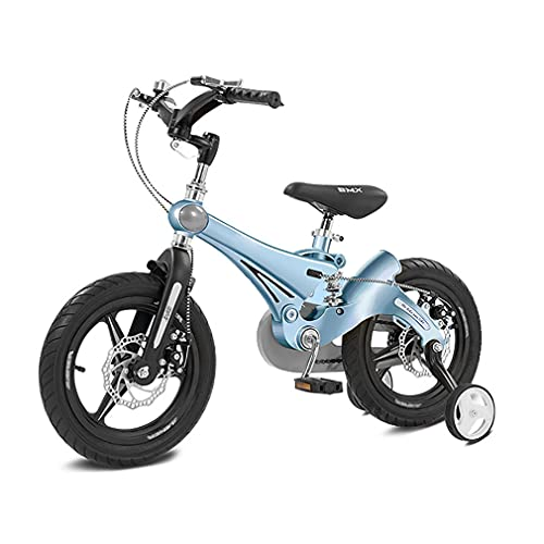 12/14/16 Pulgadas Bici Infantiles Bicicletas NiñOs Ruedas Auxiliares ExtraíBles Manillar Plegable Frenos...