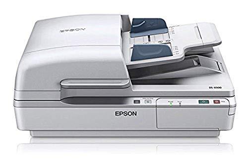 Epson Workforce DS-6500N netzwerkfähige Flachbettscanner (1200x1200 DPI, USB)