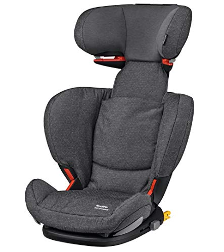 Bébé Confort Rodifix AirProtect Silla de auto, color sparkling grey