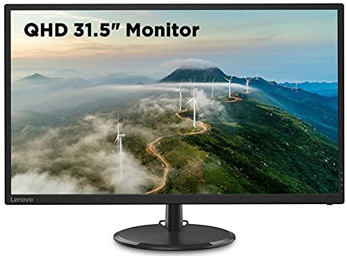 Lenovo 31.5-inch QHD Near Edgeless Monitor