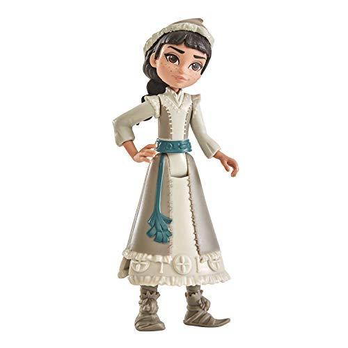 Hasbro Disney Frozen Honeymaren Bambola con Vestito Bianco, Ispirata al Film Disney Frozen 2