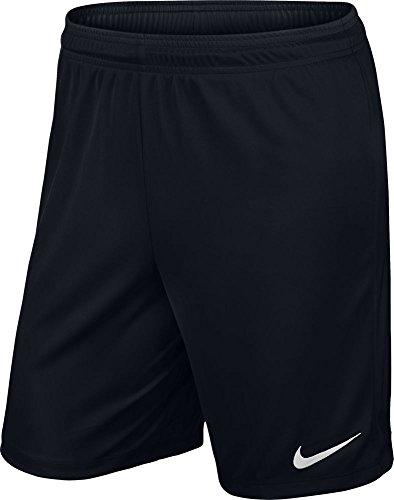 Nike Park II Knit Short NB, Pantaloncini Corti Bambino, Nero (Nero / Bianco), XS