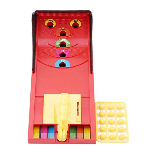 VWH Mini Basketball Perle Spieltisch Spiel Spielzeug Familie Sport Hause Spielzeugbälle Basketball Schießmaschinen Kunststoff Büro Spiel Spielzeug