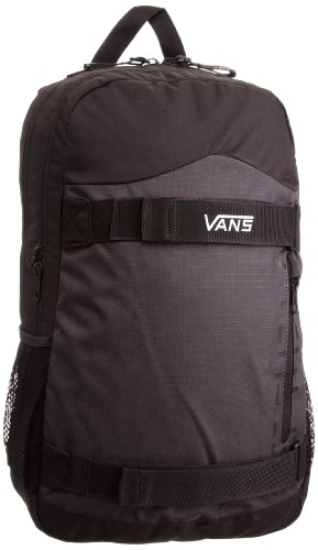 Vans Skate Rucksack Authentic, Black/Charcoal, VNVFBA5