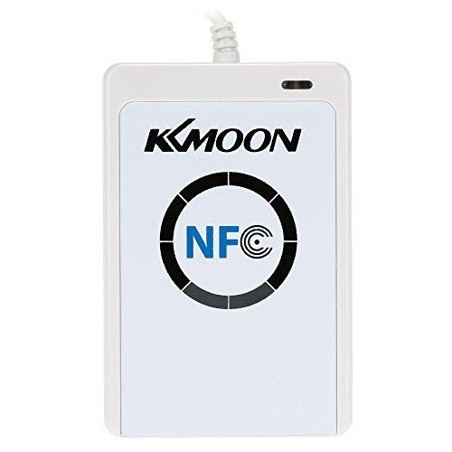 KKmoon NFC RFID Schreib/Lesegerät, USB IC Kartenleser/Schriftsteller Kontaktlose RFID/USB + SDK + Mifare IC Karte
