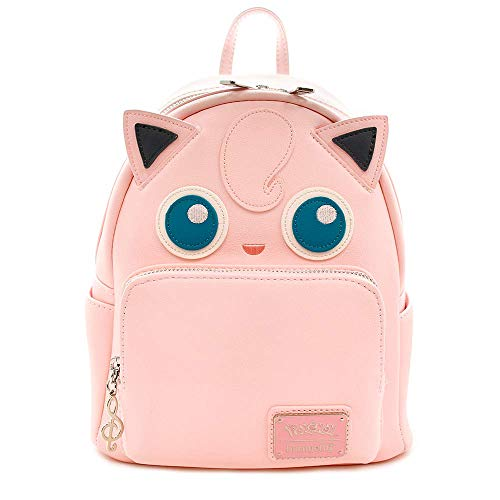 Loungefly Pokemon Jigglypuff Faux Leather Mini Backpack Standard
