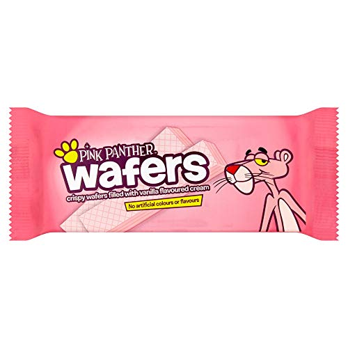 Pink Panther Wafers, 123 g