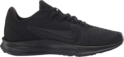 Nike Women's Downshifter 9 Running Shoe, Black/Black-Anthracite, 7.5 Regular US