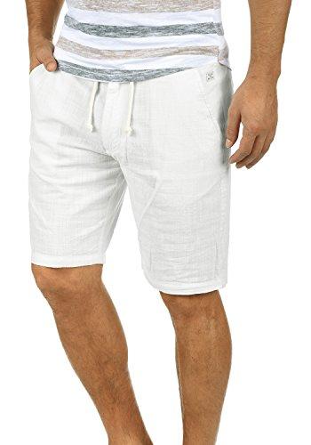 Blend Blend Bones 20703655ME Shorts, Größe:L, Farbe:White (70002)