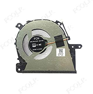 FCQLR Compatible for FCN DFS1600053R0T FLN5 023.100GT.0001 CN-065VXF CPU Cooling Fan