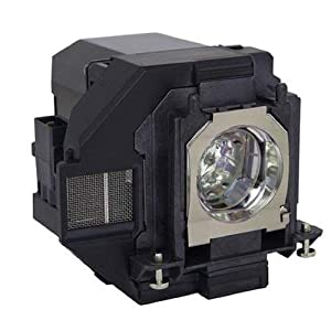 Supermait EP96 Replacement Projector Lamp with Housing, Compatible with Elplp96, Fit for EH-TW650 / EH-TW5650 / EH-TW5600 / EB-X41 / EB-W42 / EB-W05 / EB-U42 / EB-U05 / EB-S41 / EB-W39 / EB-S39