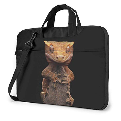 Laptop Case Computer Bag Sleeve Cover Gecko Waterproof Shoulder Briefcase