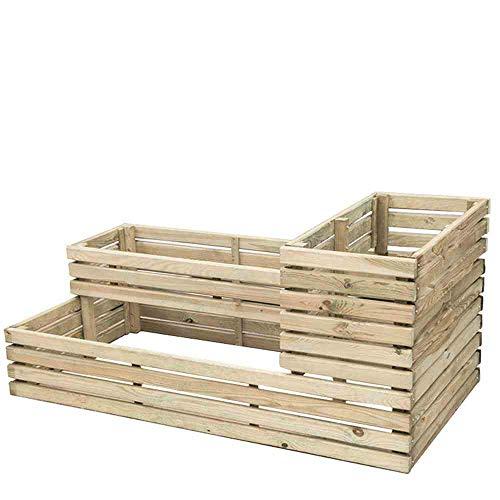 Siena Garden Ella Hochbeet 120 120x64x53cm