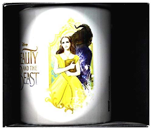Beauty and The Beast Movie Pyramid International – Taza para café o...